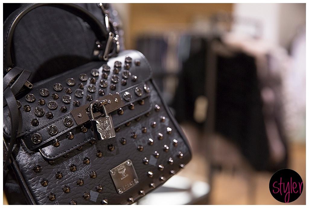 Nieten Damen Handtasche