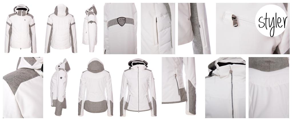 EA7, Skibekleidung für Damen und Herren. Skihosen, Skijacken, SAILERstyle.com Skiunterzieher, Skishitrts